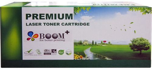 ตลับหมึกพิมพ์เลเซอร์ Kyocera TK-411 3 กล่อง BOOM+