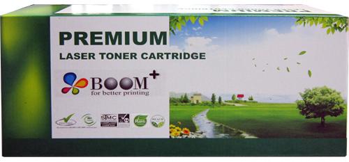 ตลับหมึกพิมพ์เลเซอร์ HP CF402X/ CF402A (สีเหลือง) 1 กล่อง BOOM+